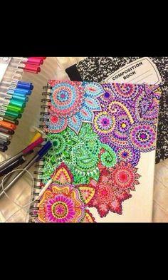 Class doodling