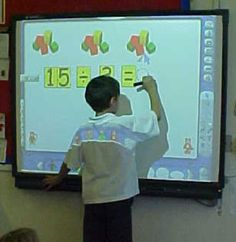 Novas tecnologias mudando o rumo do ensino dentro das salas de aula.