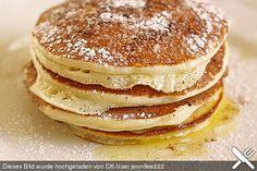 Vegane Pancakes - milchfrei, eifrei, laktosefrei, ein schmackhaftes Rezept aus der Kategorie Süßspeisen. Bewertungen: 16. Durchschnitt: Ø 4,4.