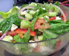 Make and share this Greek Salad recipe from Food.com.
