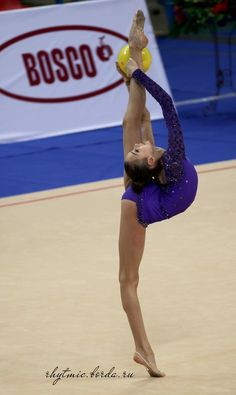 Eleonora Romanova, Ukraine, is the 2013 Ukrainian National junior champion.