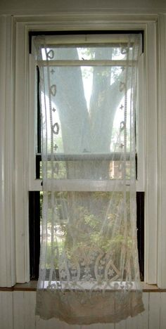 French style curtain.