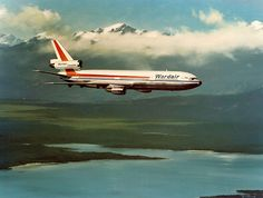 Wardair Canada McDonnell-Douglas DC-10-30