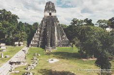 Templo I Gran Jaguar Parque Nacional Tikal Petén. #guatemala #galasdeguatemala #destinoguate #guatemalaphotostock #paisaje #landscape #viajexguatemala #landscapephotography #instagood #instatweet #instadaily #travelphotography #travel #travelgram #instamood #instatravel #instalike #like4like #wanderlust #wandering #wanderfolk