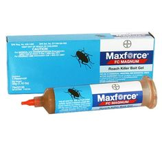 This roach bait does a great job at killing roaches.