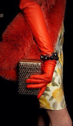 #Tangerine love - #Luxurydotcom