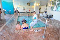 Indoor jacuzzi.  Paradise Resort Condos for Sale | Myrtle Beach Condos   #paradiseresort  http://www.c21theharrelsongroup.com/paradise-resort/