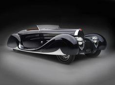 'Bugatti Type 57C by Vanvooren' 1939