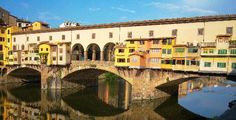Ponte Vecchio - a must-see sight in Florence, Italy