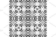 Damask Patterns, Black And White Colour, Arabesque, Vector Pattern, Abstract Backgrounds, Floral, Color, Flowers, Colour