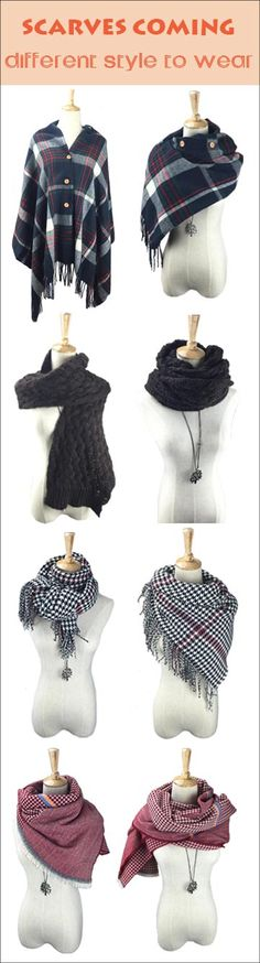 winter is coming, have you got your favourite scarf now? You deserve this, multi styles,we're just here to make you happy, CUPSHE.COM