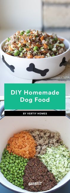 DIY Homemade Dog Food dog food recipes 7 Homemade Dog Food Recipes We Won't Tell Anyone You Ate Some Of Homemade Dog Treats, Pet Treats, Healthy Dog Treats, Homemade Food For Dogs, Healthy Pets, Healthy Food, Homemade Baby, Best Food For Dogs, Snacks