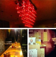 Our decor & ambiance instantly relaxes you upon entering our salon Manicure And Pedicure, Salons, Relax, Lounge, Christmas Tree, Holiday Decor, Events, Night, Sexy