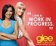 Work it, and work on it! Get the final season and complete series now! #Glee http://bit.ly/GleeS6DVD