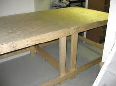 Afbeeldingsresultaten voor table construction for a model railroad