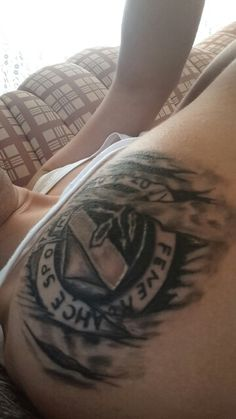 Fenerbahçe tattoo