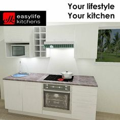 Love your promotion from Easylife Kitchens George. For February only this fantastic Kitchenette fully installed with fittings at a price so good we can't go public. Contact our store on 044 871 5285 for more details.