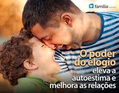 Familia.com.br | Demonstrando admiração aos familiares #Admiracao #Familiares