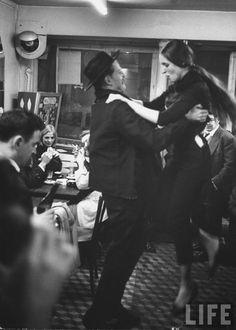 1960s bohemian paris, my dream