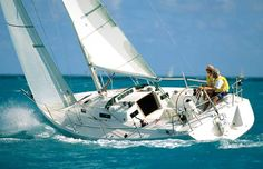 J-105 One-Design: The Ultimate Sailboat For Sailors Who Love Sailing, Racing, Day-sailing or One-Design Sailing.