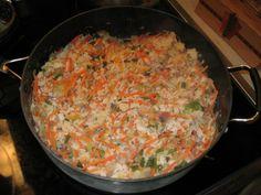 POLYNESIAN RESORT DISNEY'S SPIRIT OF ALOHA DINNER SHOW RICE