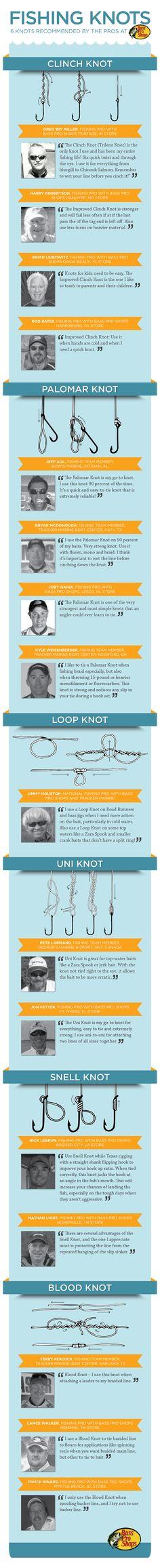 Best Fishing Knots - Bass Pro Shops