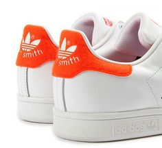 Stan Smith Orange