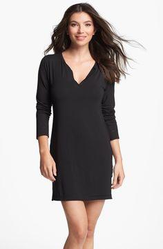 Calvin Klein Essentials Sleep Shirt available at #Nordstrom
