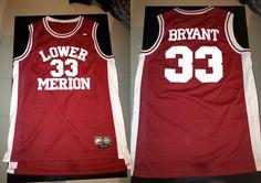 Kobe Bryant - Lower Merion High School - USA
