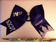 disney nationals dance team bow!!