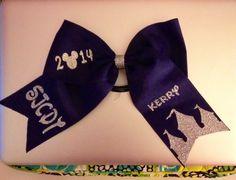 disney nationals dance team bow!!
