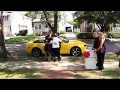 Watch this funny video: Best Gift Ever From Chevrolet Camaro