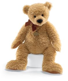 Teddy Bear ... I used to collect them. I still have 20 or so that greet me when I open my closet door and reach up for a purse or hat.