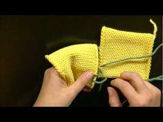 [][][] Getting Started Knitting Workshop: Seaming Primer