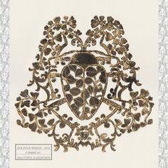 Estampe - Goliathus- Michaël Cailloux  Exposition au 107,Rivoli - Boutique du musée des arts décoratifs de Paris