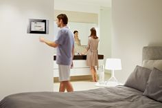 U.Motion : Il nuovo touch Schneider - http://www.habitatsolutions.it/konnex/touchscreen/umotion-nuovo-touch-schneider/