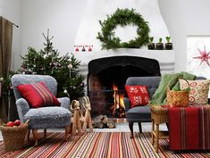christmas decorating 30 Christmas Decorating Ideas To Get Your Home Ready For The Holidays. I can't wait to start!