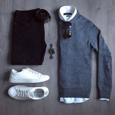 Saturday gray grid from @cantimagineit