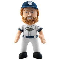MLB San Diego Padres Andrew Cashner 10-Inch Plush Doll