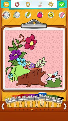 Ready for floral therapy? Flower Coloring Pages app in out on App Store! https://itunes.apple.com/us/app/flower-coloring-pages/id1121943967?ls=1&mt=8
