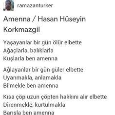 Amenna / Hasan Hüseyin Korkmaz