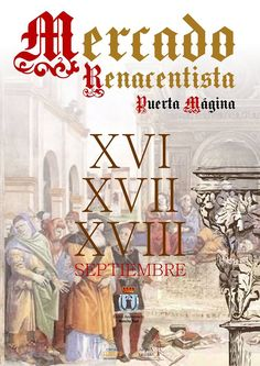 Mancha Real volverá a la época de su fundación con una recreación renacentista