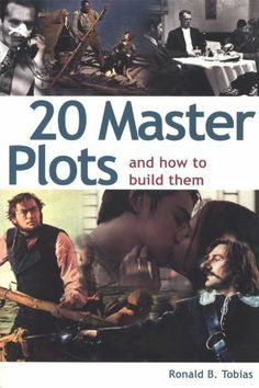 20 Master Plots and How to Build Them by Ronald Tobias, http://www.amazon.com/dp/B005LIYZJ8/ref=cm_sw_r_pi_dp_jmmMsb10G2R8S
