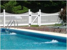 I would love to get a new fence put in around my home.  The wooden fence that is out there now is pretty rotted.  I want something that looks good, and won't take a lot to maintain.