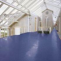 Hochleistungs-Fußbodenbelag aus Gummi NORAMENT® 920  Nora Rubber Flooring; see also http://www.dalsouple.eu/en/reference-national-international-communities-design#/divers