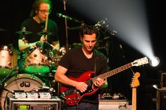 Guitar virtuoso and all around nice guy Dweezil Zappa may be dealing with a name 'problem' but he continues to rock stages and plays what the f@%k he wants.