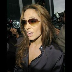 Get The Look! on Pinterest   Sunglasses, Eyewear and Jude Law Angelina Jolie Instagram