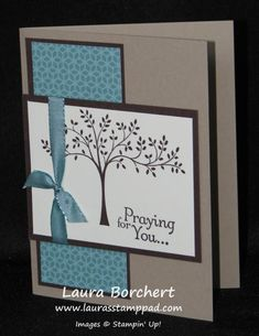 Praying For You by stampinandscrapboo - Cards and Paper Crafts at Splitcoaststampers
