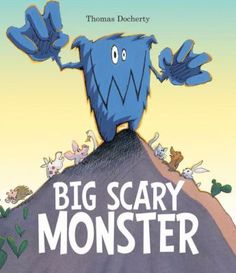 Big Scary Monster loves to shock his friends. But if he wants to keep them, he will need to change his ways!