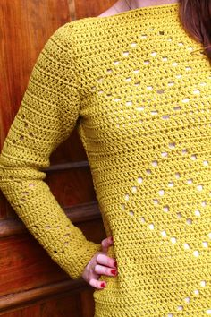 300d6810bc3ade Sans Limites Crochet  The Diamond Dress